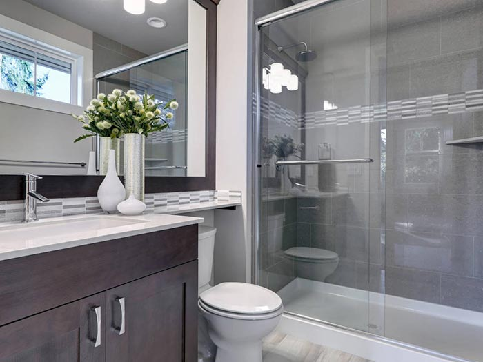 B&T Construction Bathroom Remodel - 3