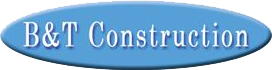 B&T Construction Logo